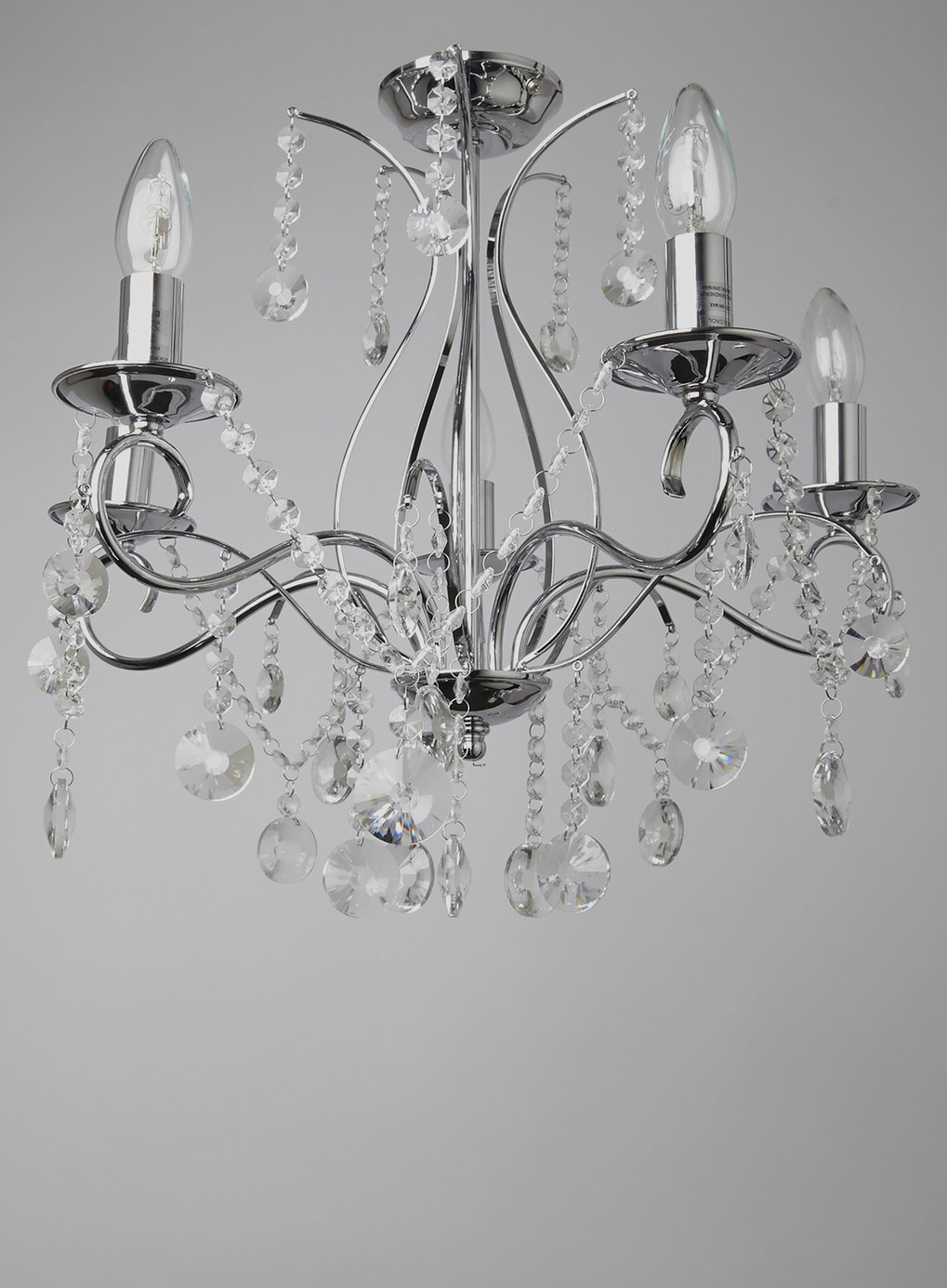 Slow progress and sale shopping a foot on the ladder bhs connie chandelier for the master bedroom arubaitofo Image collections