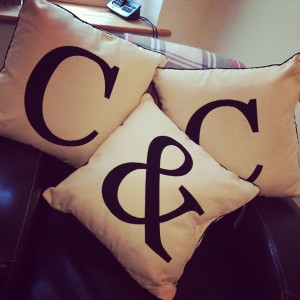 Matalan Alphabet Cushions - grab your here.